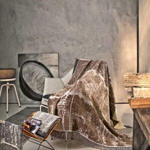 Plaid Totem - 130 × 180cm